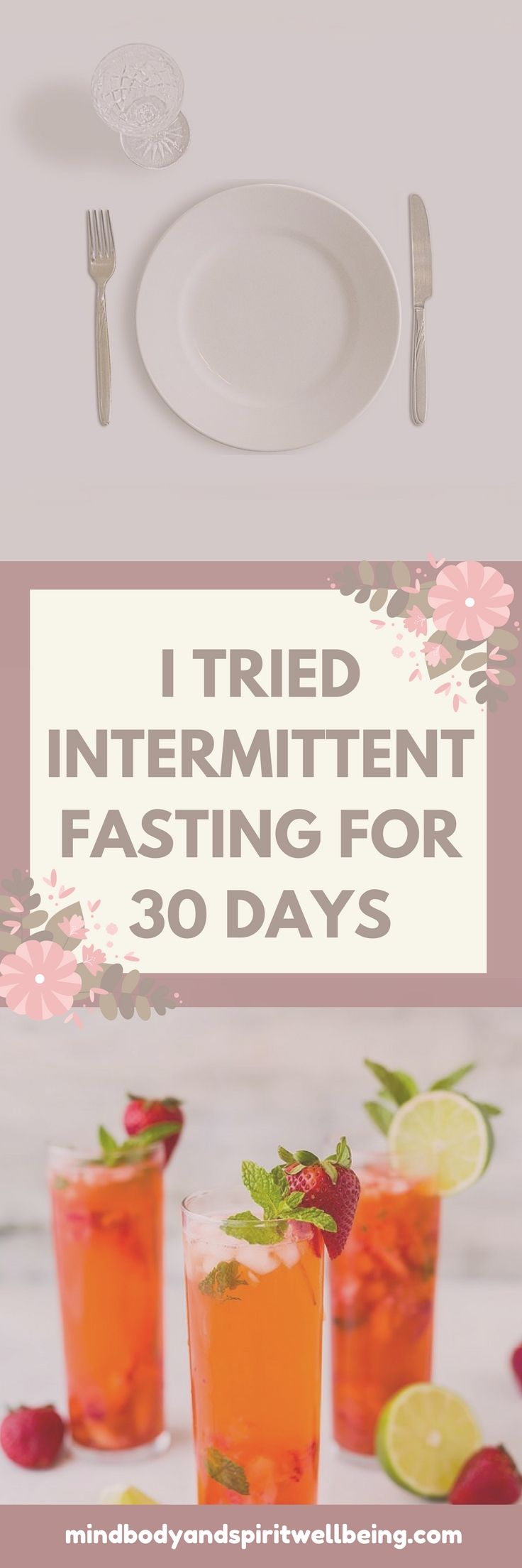 6 Things That Happened When I Tried Intermittent Fasting for a Week foto