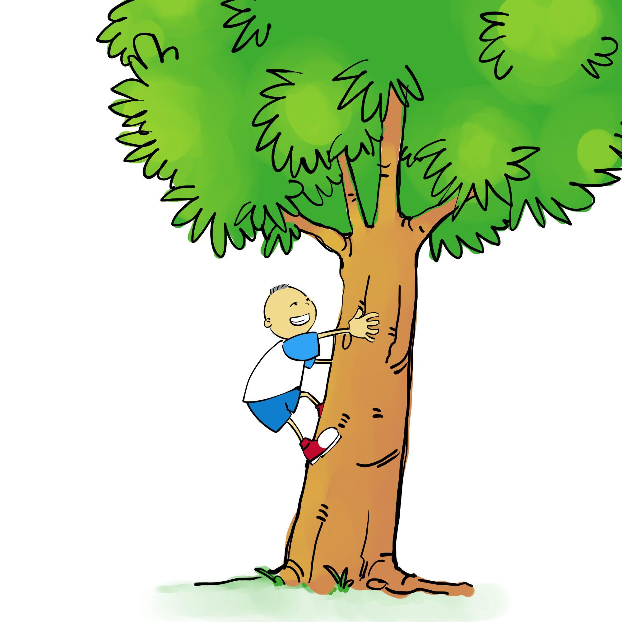 Pin By Erika Van Zyl On Do Not Climb Tree Tree Clipart Climbing