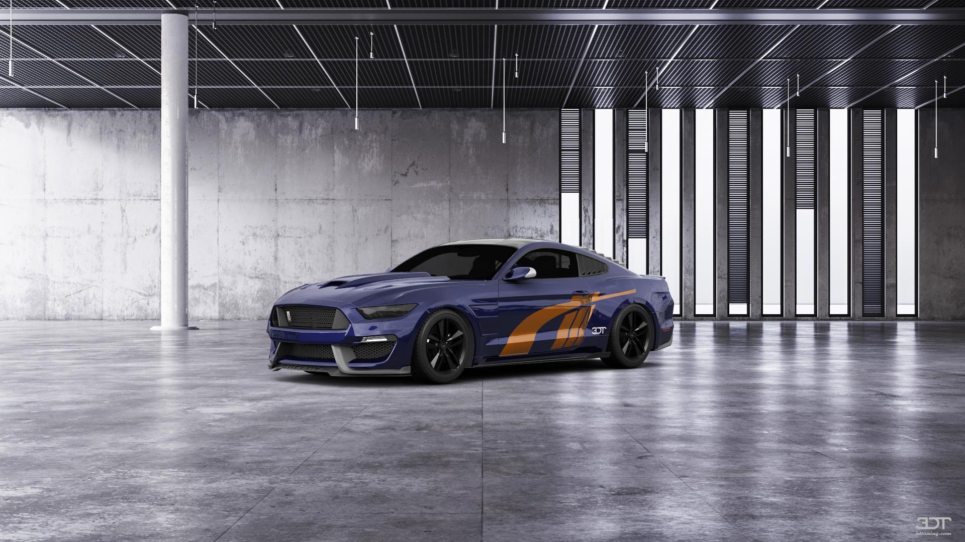 Checkout my tuning Mustang GT 2015 at 3DTuning 3dtuning tuning