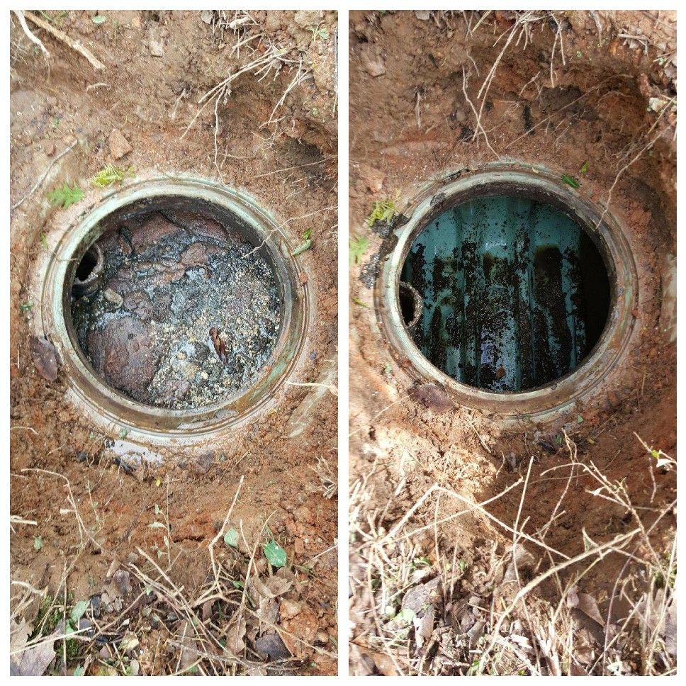 Pin on septic