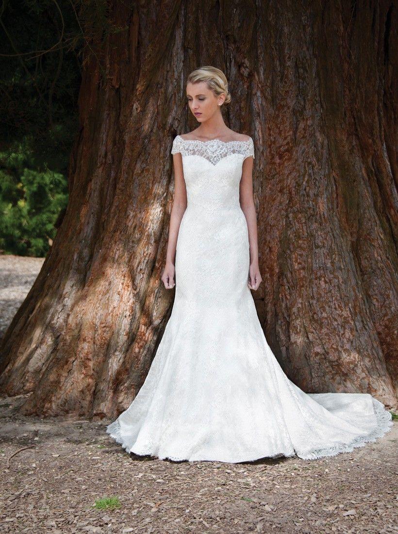 Augusta Jones Skyler Wedding Dress - Augusta Jones Wedding Dresses ...