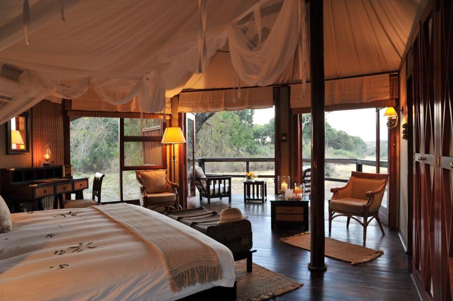 Hamiltons Tented Safari Camp, South Africa