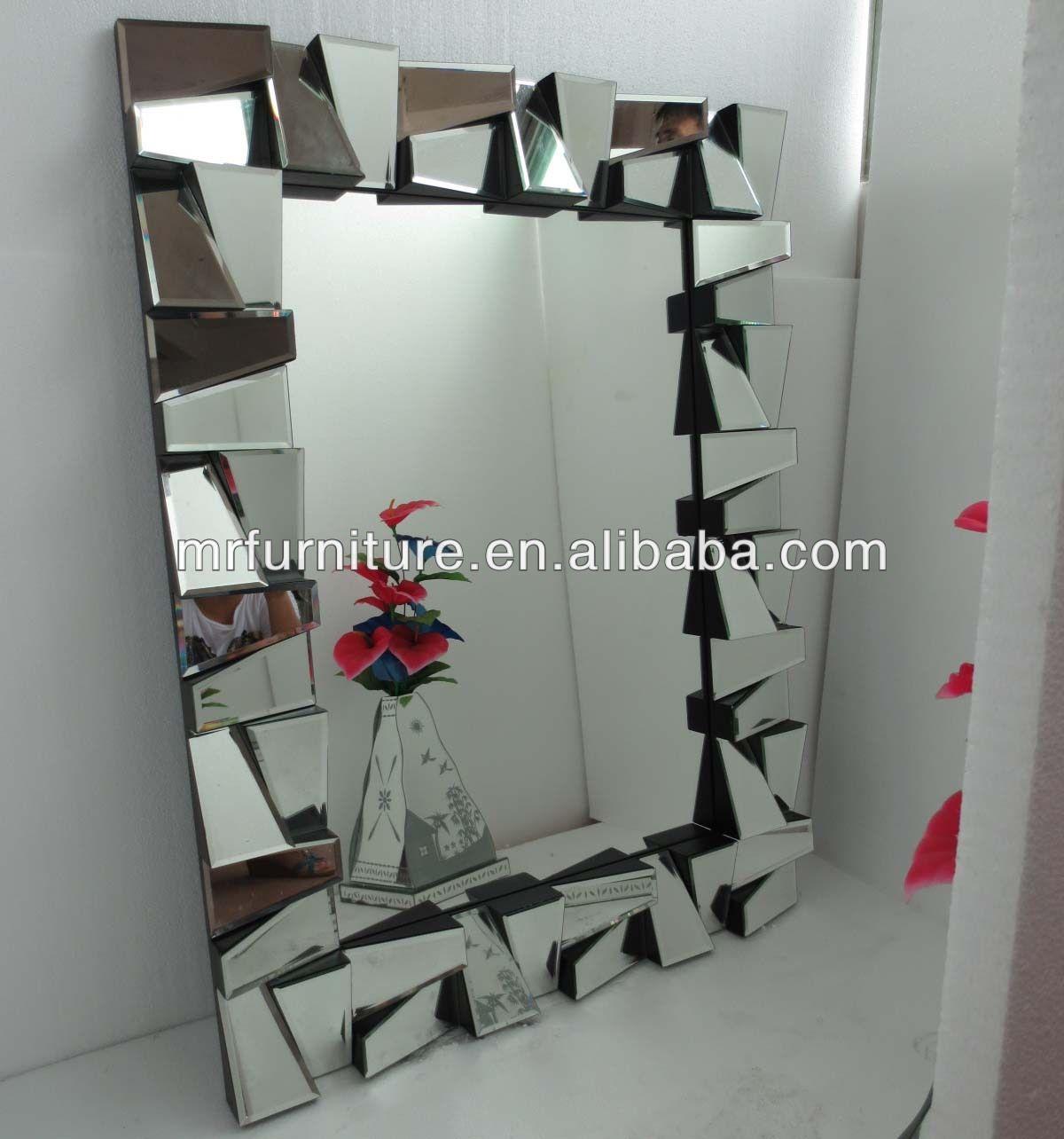 Multi Faceted Wall Mirror Httpdrrw Pinterest Mirror