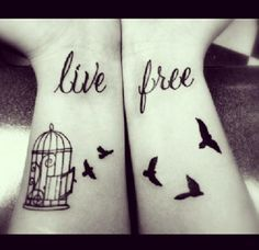 Birdcage Wrist Tattoo Finger Tattoos Freedom Tattoos Wedding Tattoos