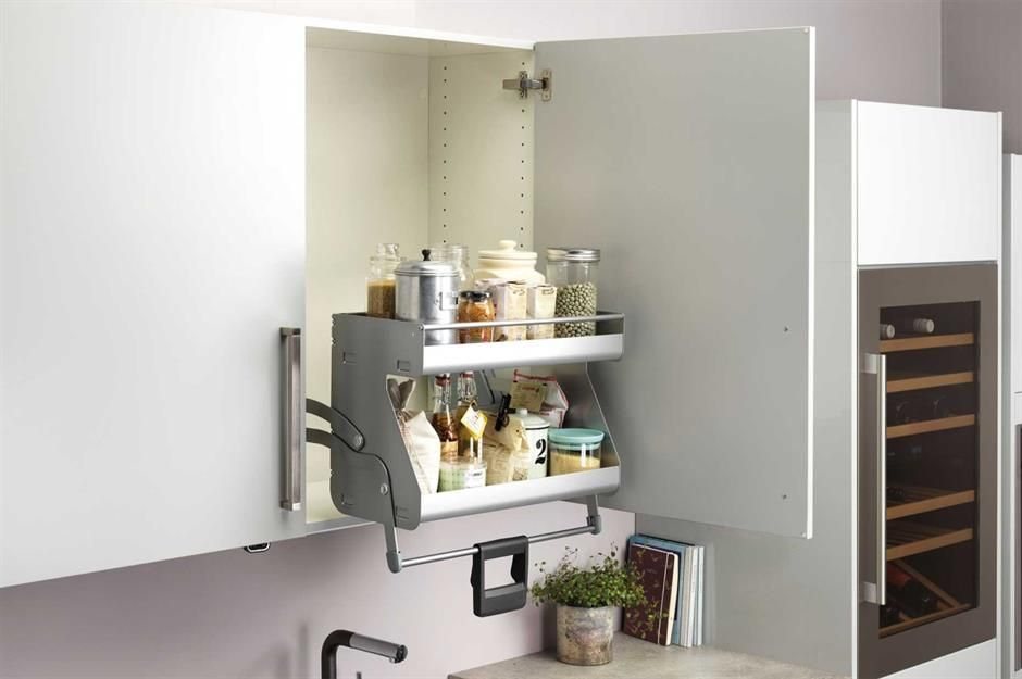 Space-saving ideas for small kitchens in 2020 | Space ...
