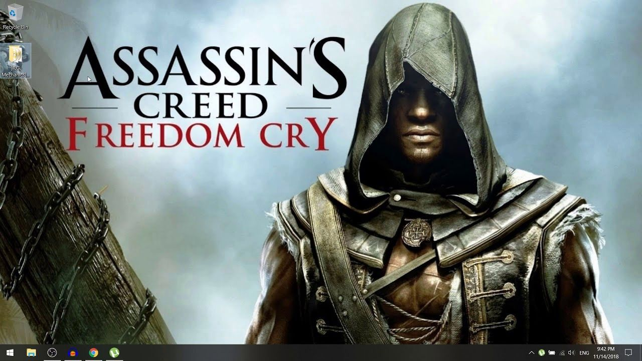 How To Download Assassin S Creed Freedom Cry For Free Assassins