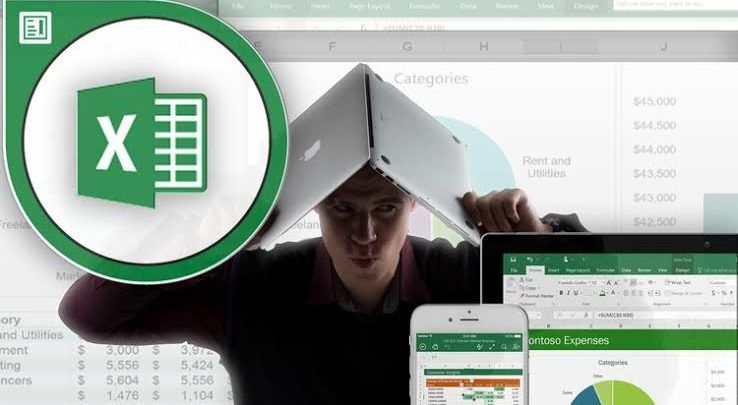 Download Udemy Microsoft Excel From Beginner To Advanced Full Course Microsoft Excel Excel Udemy