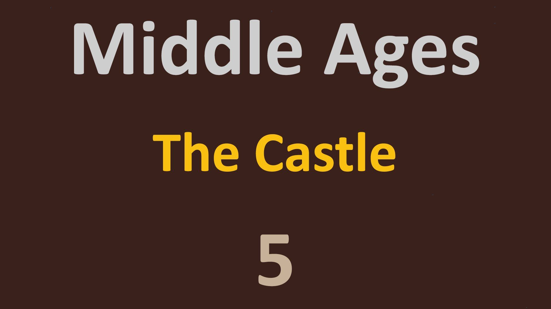 Ch 23 The Middle Ages