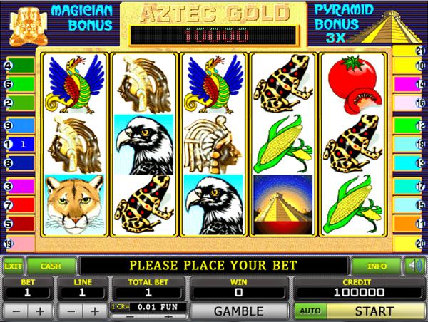 Игровые автоматы играть бесплатнозолото ацтеков бонусы в рублях в казино