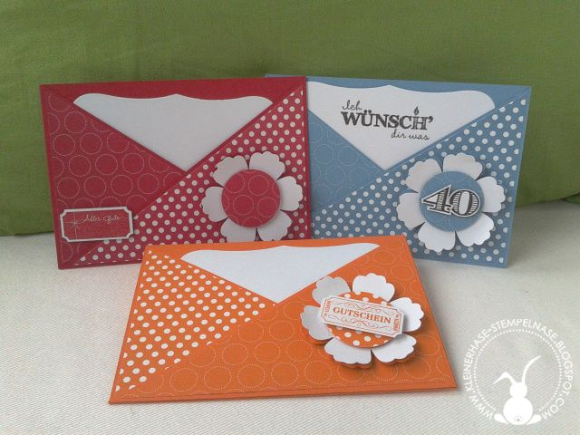 Mixed Bunch, Stampin Up