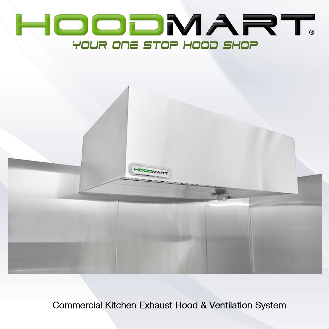 Commercial Kitchen Exhaust Hoods Are The Most Important But Often The Most Underappreciated Part Of Your Res Exhaust Hood Kitchen Exhaust Kitchen Ventilation