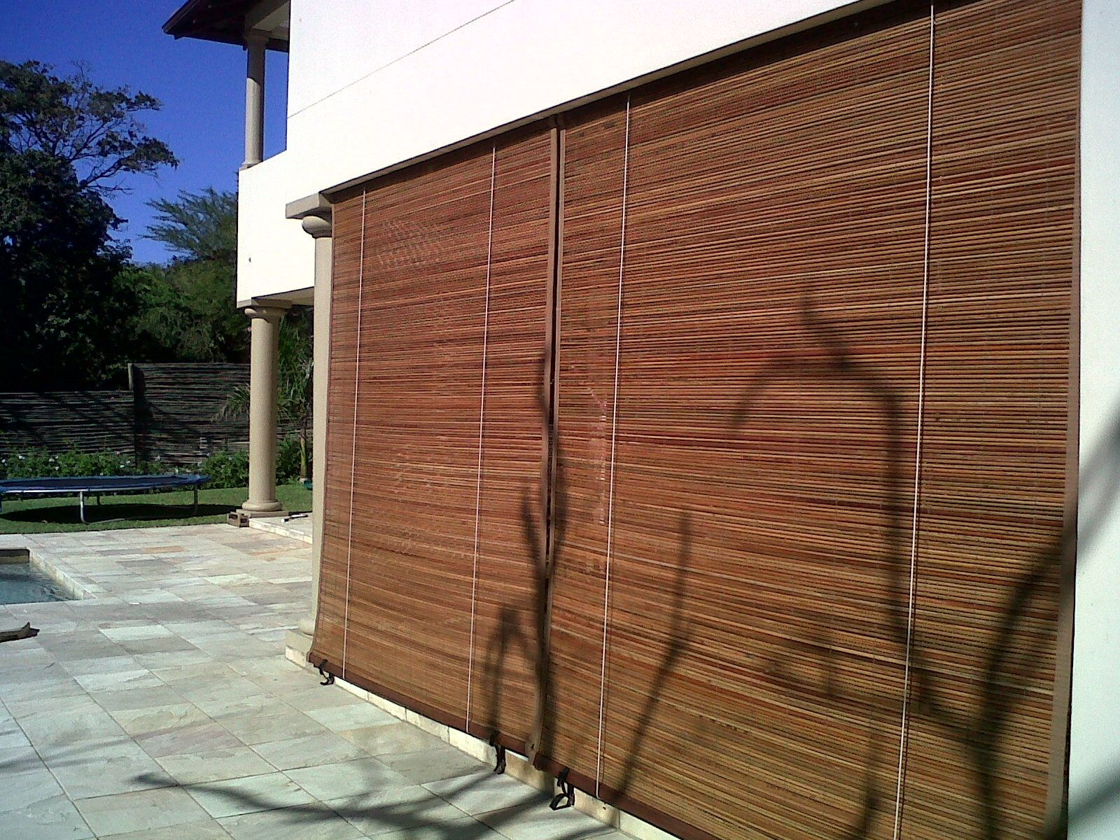 Outdoor Window Blinds Shades Outdoor Blinds Patios