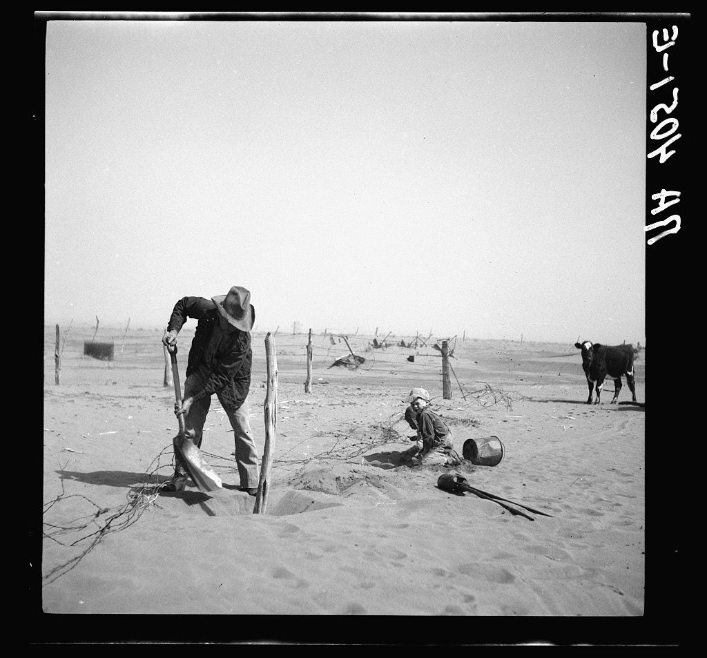 Pin by Dwain Preston on Dust Bowl Dust bowl, Cimarron, Photo