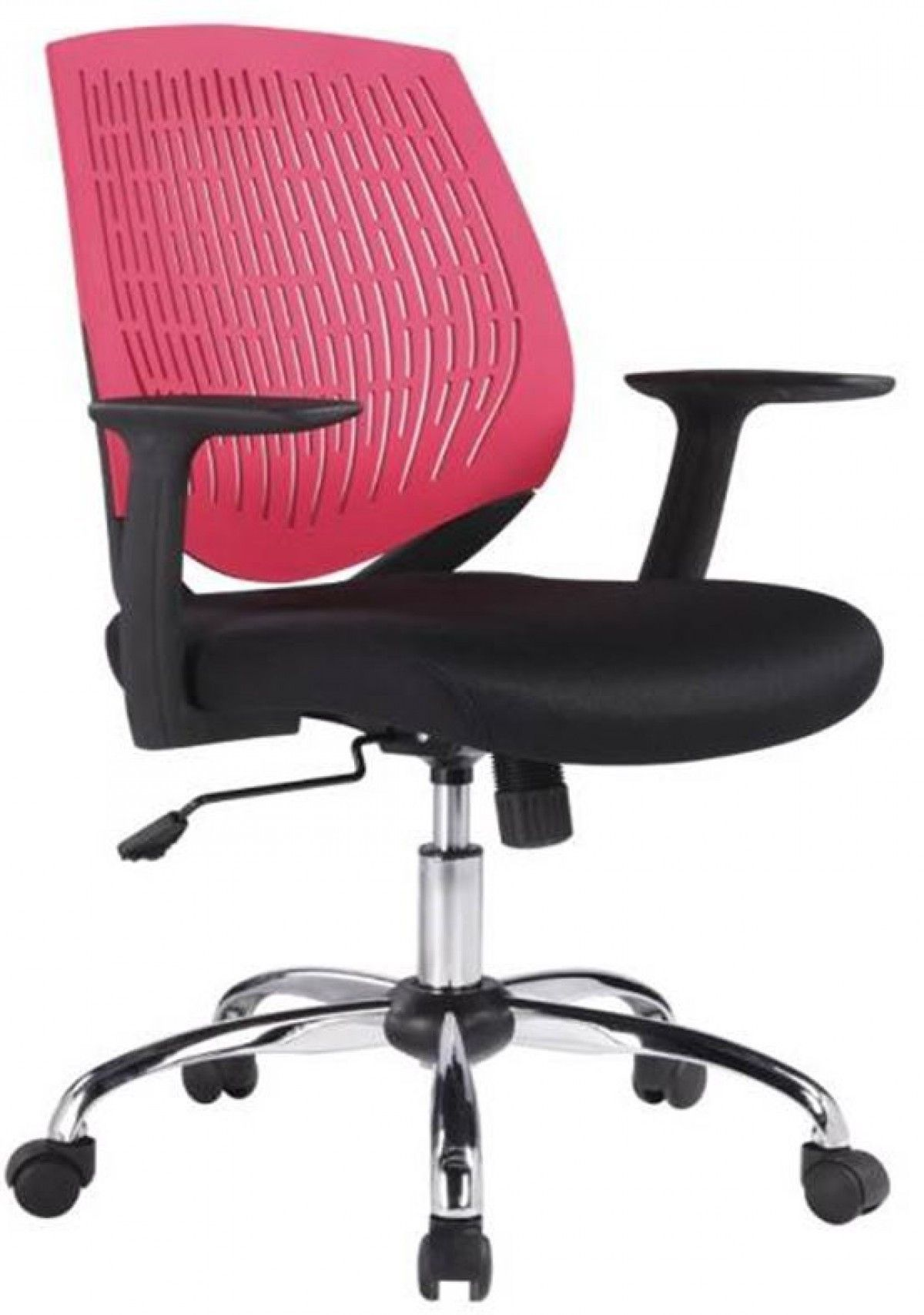 uk chair executive homcom pu gaming red leather aosom office