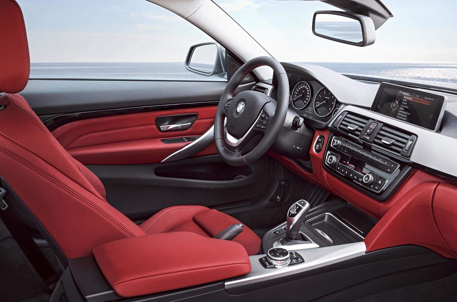 2014 Bmw 4 Series Coupe Officially Revealed Videos With