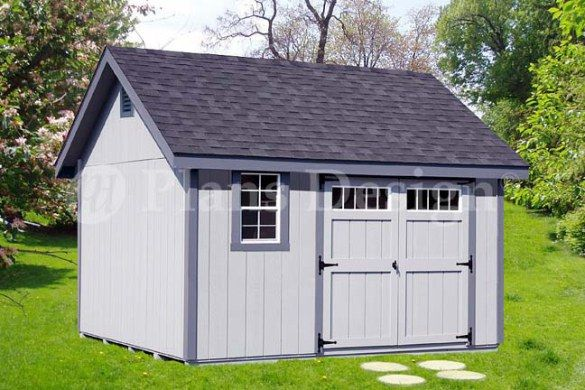 10x12 shed plans 12 x 14 shed plans pdf plans 8 x 10 x 12 - Garden Sheds 8 X 14