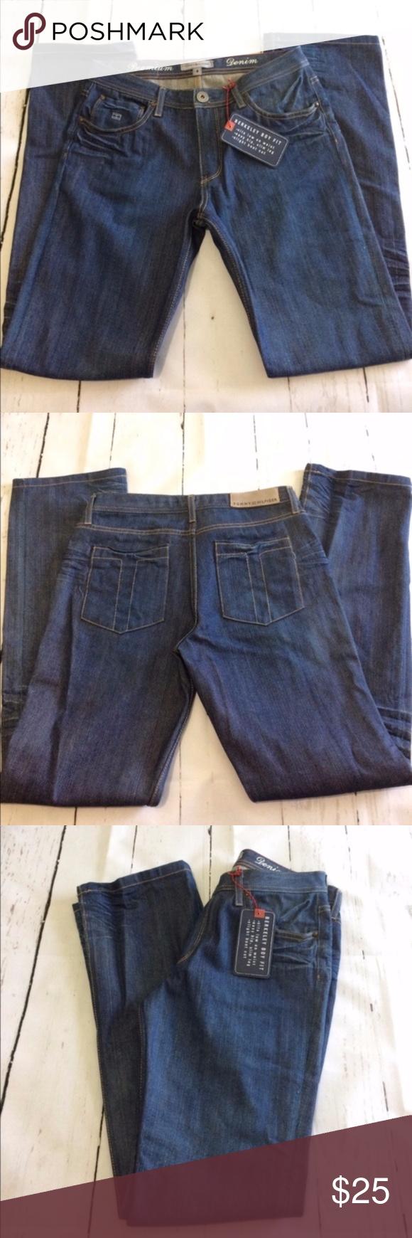 334b96e2 Women's Tommy Hilfiger Berkeley Boy Fit Jeans. Women's Tommy Hilfiger  Berkeley Boy Fit Jeans.