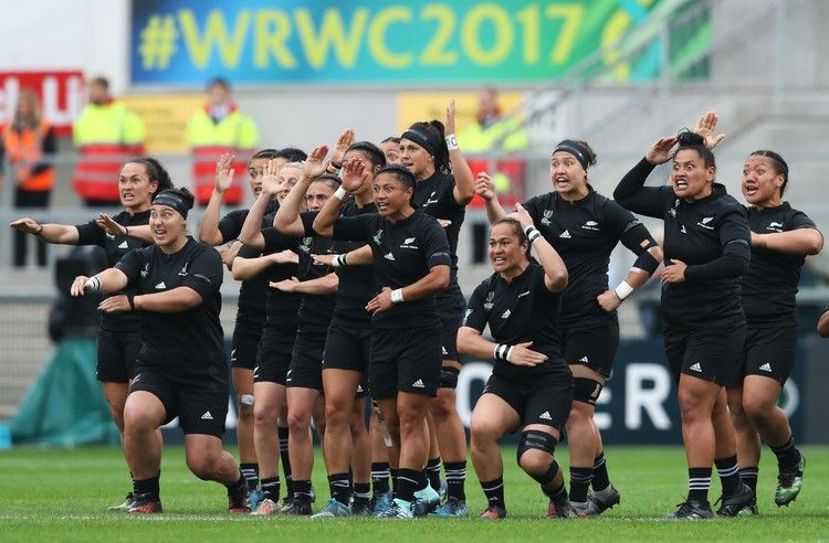New Zealand Women S Rugby World Cup Winners Awarded Pro Contracts Cnn Womens Rugby Rugby World Cup Rugby