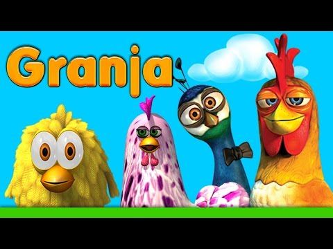 e63c4ec5c Las Canciones de la Granja Videos Enganchados - YouTube … | animales ...