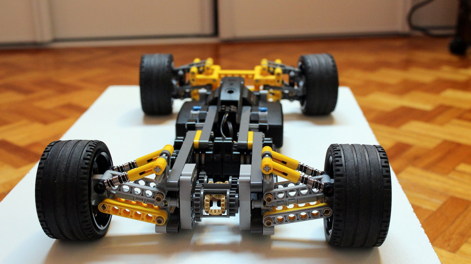 Lego Technic Chis Rc Motor By Totopremier