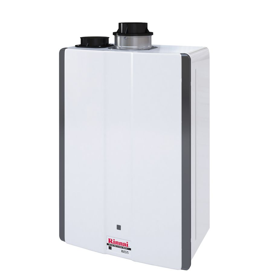 Rinnai Super High Efficiency 7 5 Gpm 160 Btu Indoor