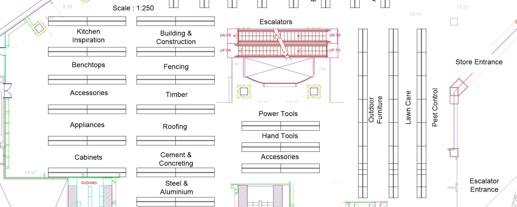 Floor Plan Bridgewater 236 Element Series House