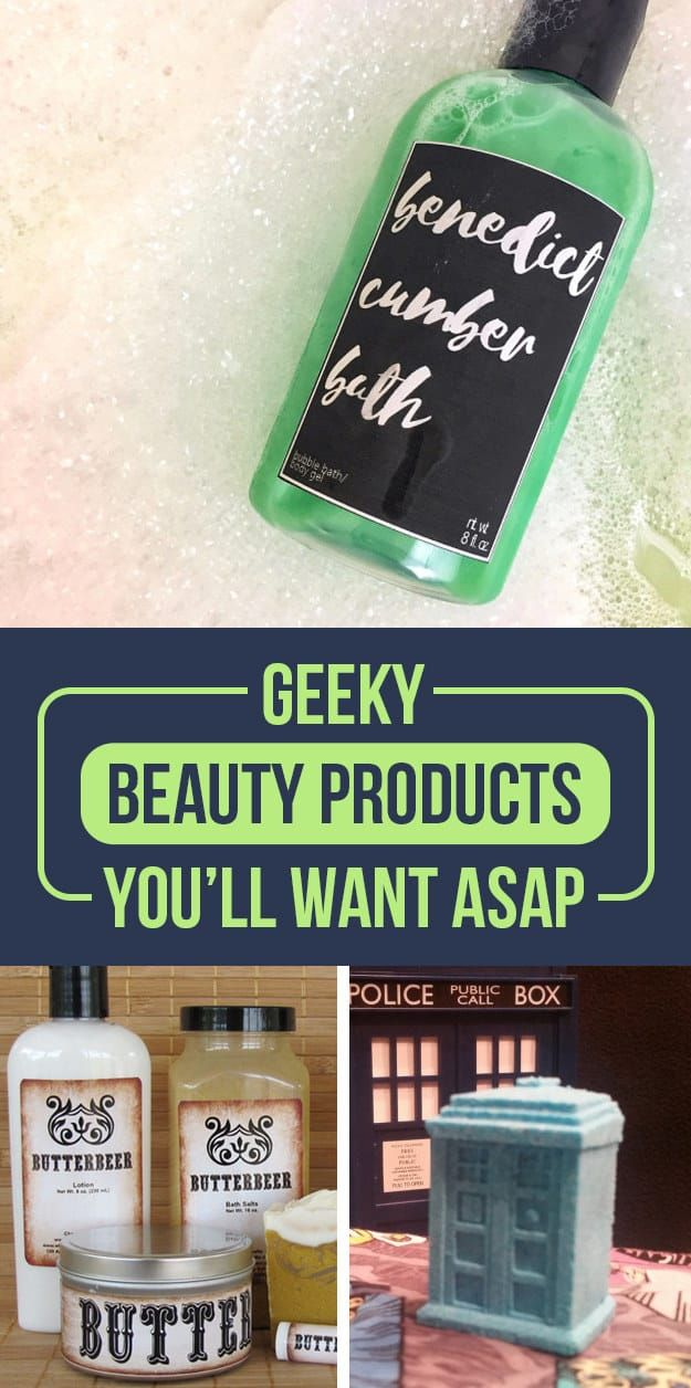 19 Geeky Beauty Products Youu0027ll Want ASAP