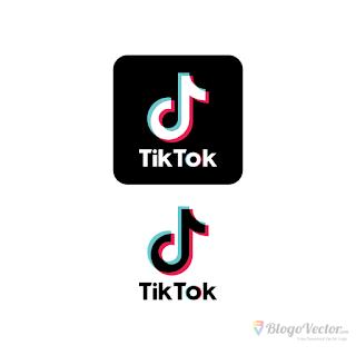 Tiktok Logo Vector Cdr Vector Logo Logos Vector