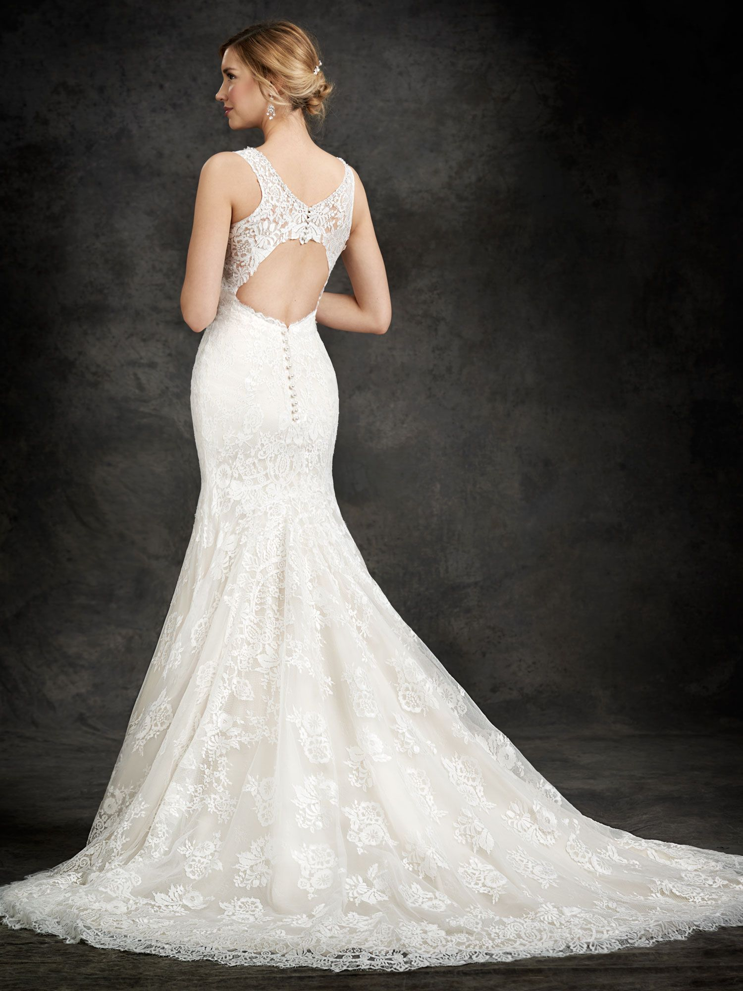 Ella rosa private label by g be back wedding dresses