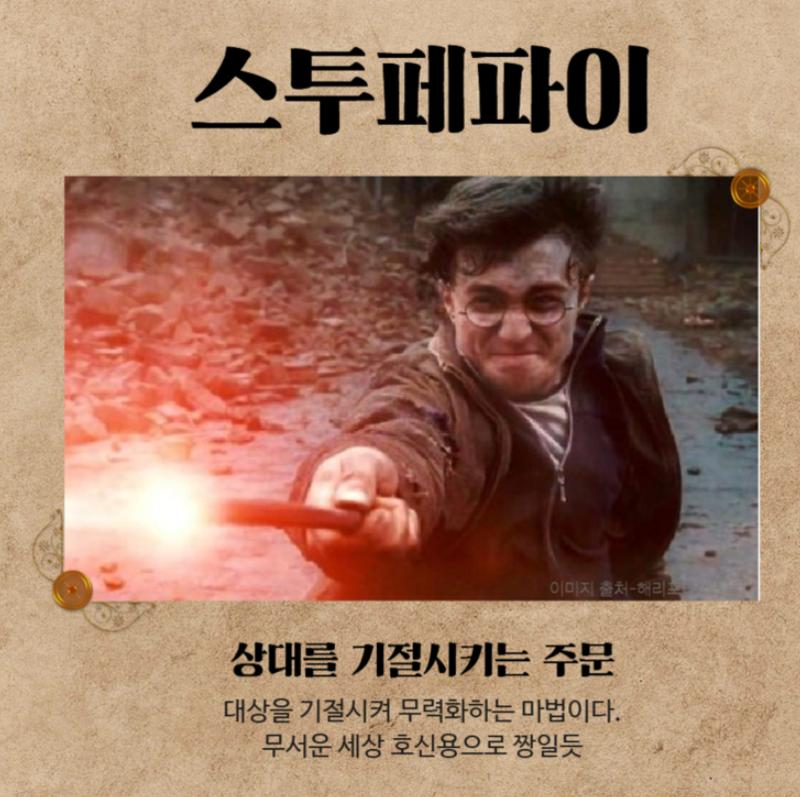 해리포터 마법주문 Top 5 네이버 블로그 해리포터 해리 포터 마법 해리포터 유머