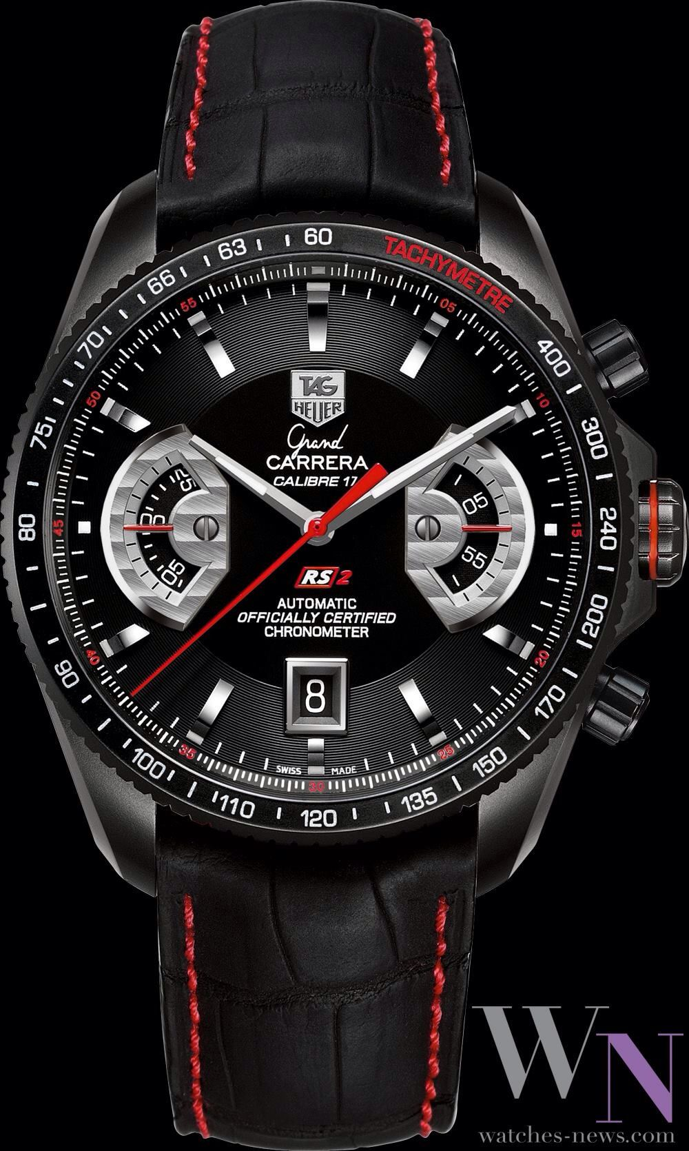 TAG Heuer - Calibre 17RS2 Chrono. Absolutely beautiful ...