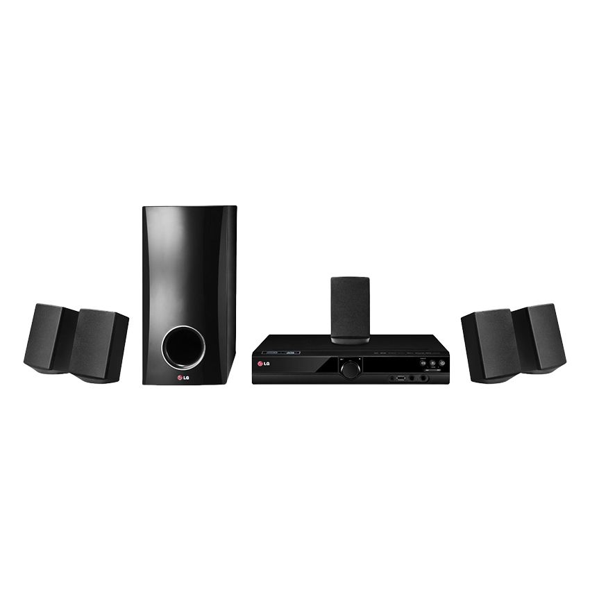 Lg dh3130s 51 channel dvd home cinema system