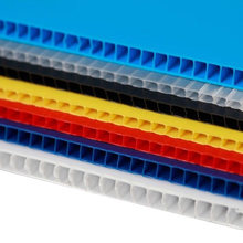 4mm Corrugated Plastic Sheets 36 X 36 10 Pack 100 Virgin White Corrugated Plastic Sheets Corrugated Plastic Plastic Sheets