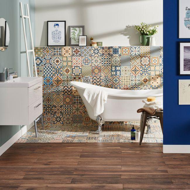 Gres Heritage Mix 33 15 X 33 15 Cm 1 32 M2 Plytki Podlogowe Plytki Scienne Podlogowe I Elewacyjne Wykonczenie Heritage Bathroom Interior Interior Design