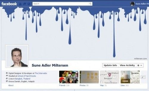 Sune Adler  Facebook Timeline Covers  Facebook