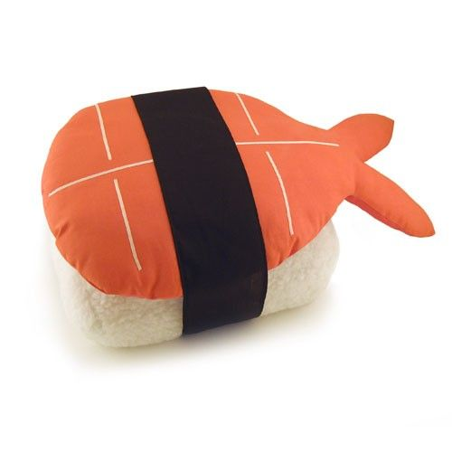 Sushi Pillows Must Have These In My House