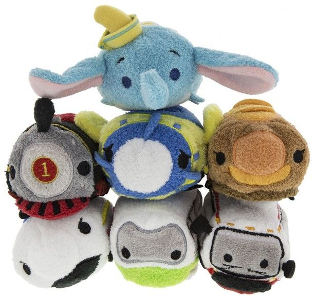 DISNEY PIN DUMBO THE FLYING ELEPHANT TSUM TSUM FROM MYSTERY PACK