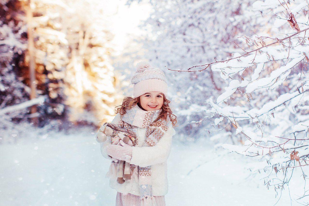 будут художественная обработка зимней фотографии дал