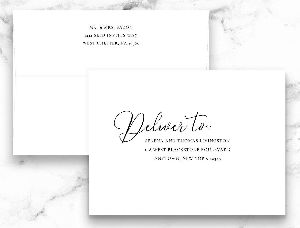0 95 White A7 Envelope Address Printing Envelope Guest Return Address Digital Printed Cal Envelope Address Printing Addressing Envelopes Printed Envelopes