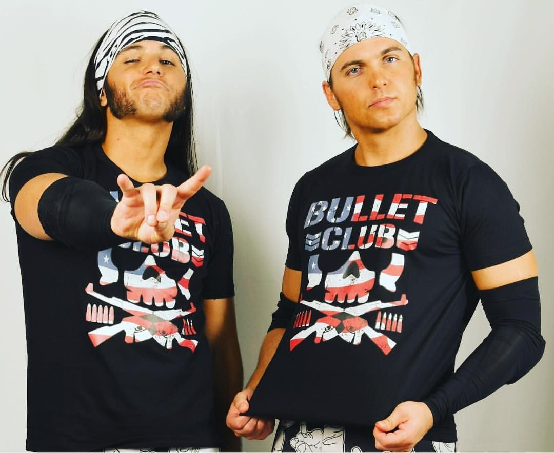 Bullet Club T-shirt #BC4life