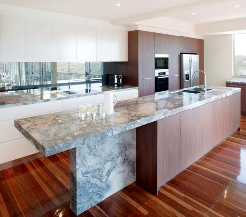 super white granite | Super White' Marble benchtop - Wonderful Kitchens NSW : Residential ...