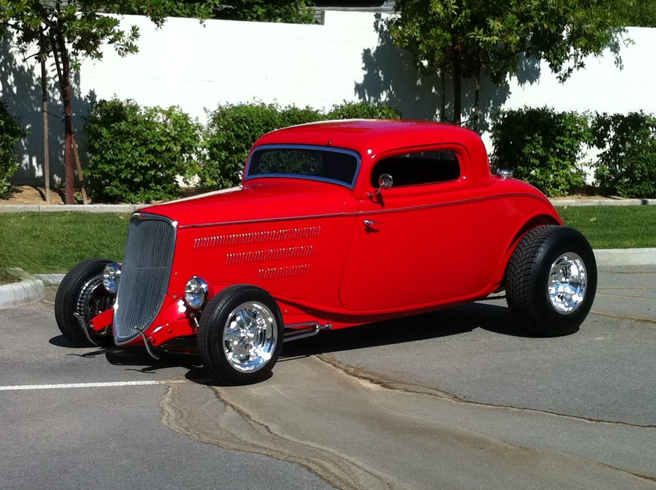 33 Ford Wheels : Ford coupe now this is hot anyone see zz top