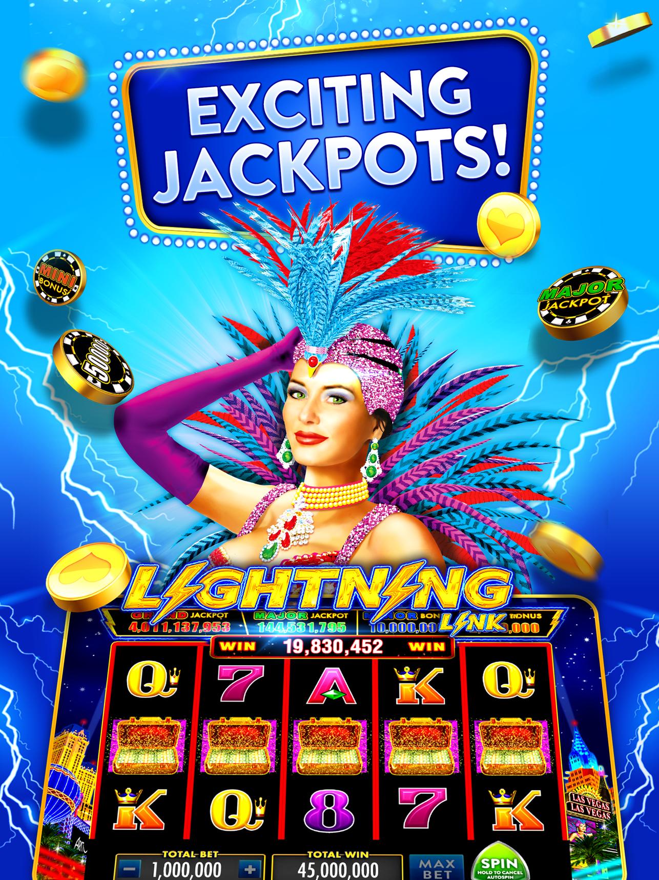Heart of Vegas SlotsCasino on the App Store in 2020