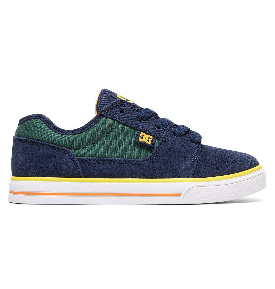 Buy DC Shoes Tonik Multi Kids Shoes at