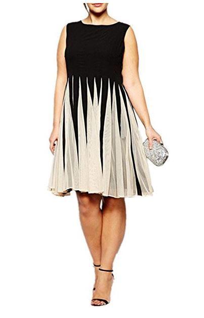 5 Plus Size Pleated Dresses For Stylish Women Plus Size Dresses