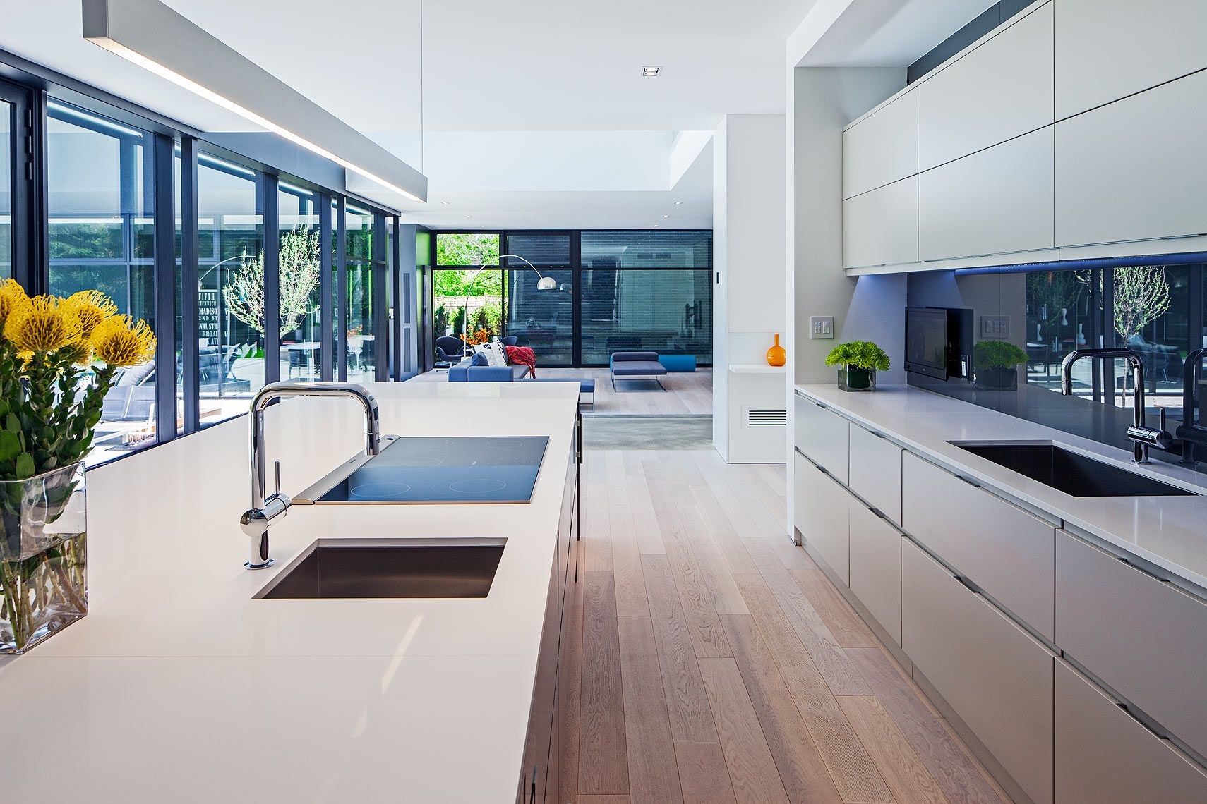 Cutting edge family home in South West Oakville, designed by Guido ...