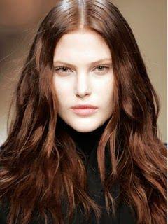 La couleur cheveux chocolat