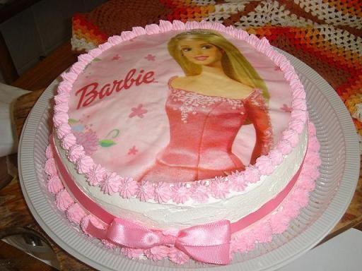 20 Bolos De Menina Maravilhosos Bolos De Aniversário Menina Bolo Barbie Bolo De Aniversário Da Barbie