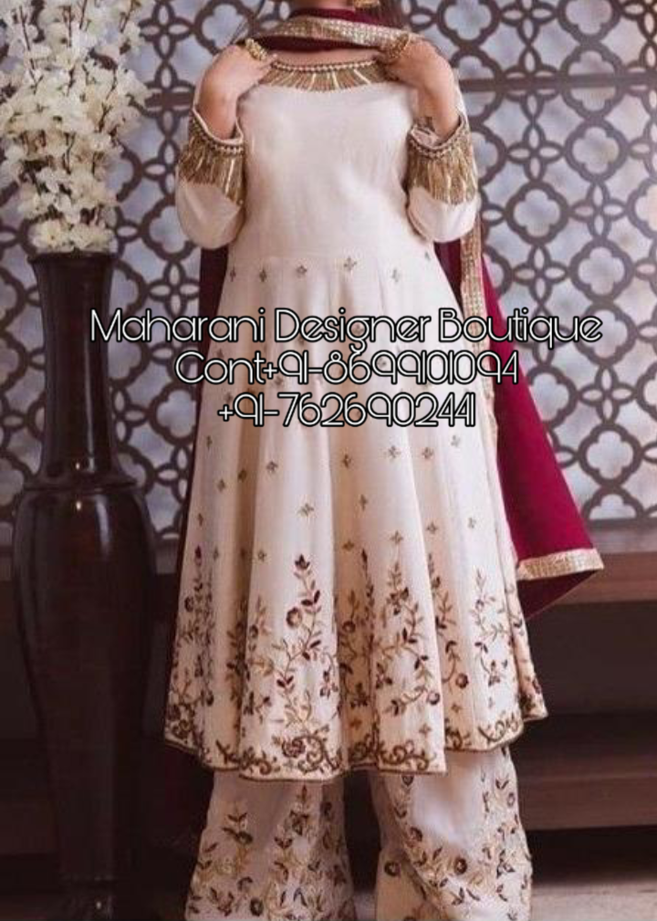 Mdb 19346 New Punjabi Suit Stitching Style In 2020 Party Wear Indian Dresses Embroidery Suits Design Dress Design Sketches,Baby Boy Designer Clothes Sale