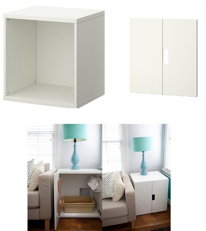 ikea hack ikea hacks ikea y katzen. Black Bedroom Furniture Sets. Home Design Ideas